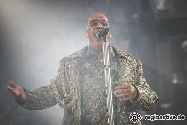 Ein Mal mit Tägtgren und ein Mal mit Rammstein - Rammstein-Frontmann Till Lindemann 2020 mit Soloprojekt auf Tour?