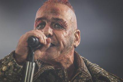 Feuer frei - Gewaltig: Live-Bilder von Rammstein in der Commerzbank-Arena Frankfurt