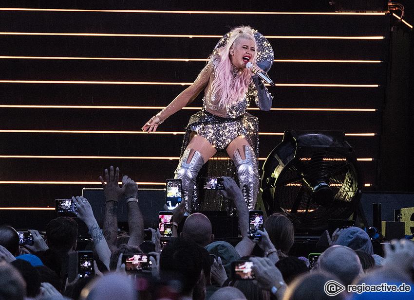 Christina Aguilera (live in Stuttgart, 2019)