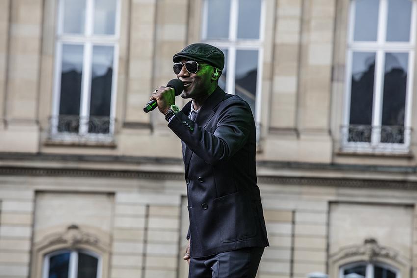 Aloe Blacc (live in Stuttgart, 2019)