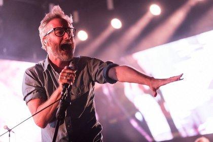 Die letzten Indie-Rocker - Intensiv: Bilder von The National live in der Jahrhunderthalle Frankfurt