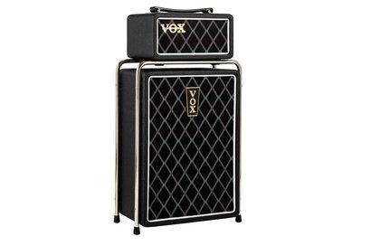 Bass-Verstärker im Mini-Format - VOX präsentiert Mini Superbeetle Bass-Verstärker: 50 Watt Leistung und 60s Vibe