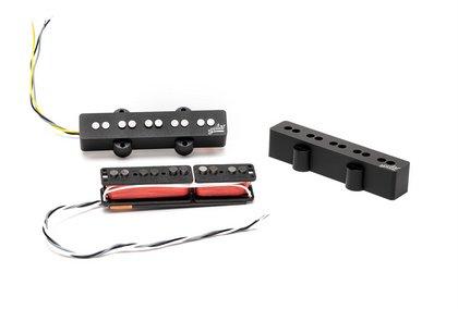 Kraftvoller Sound - Neues J-Bass Pickup-Set AG 5JHC/CL von Aguilar