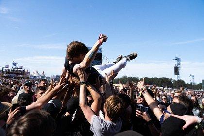Ausgelassene Stimmung - Große Party im Norden: Alle Bilder vom Deichbrand Festival 2019