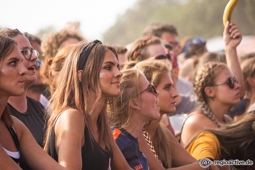 Wanda (live beim Deichbrand Festival 2019
