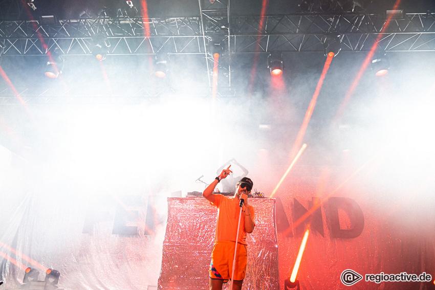 Left Boy (live beim Deichbrand Festival 2019