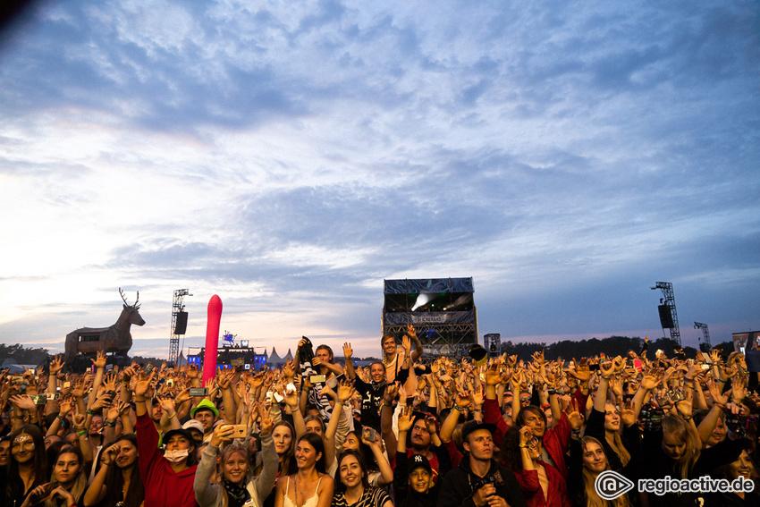 Bonez MC & RAF Camora (live beim Deichbrand Festival 2019