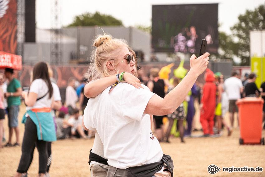 Impressionen vom Freitag beim Deichbrand Festival 2019