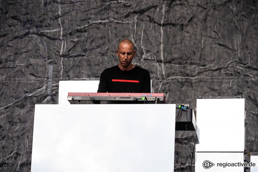Dendemann (live beim Deichbrand Festival 2019)