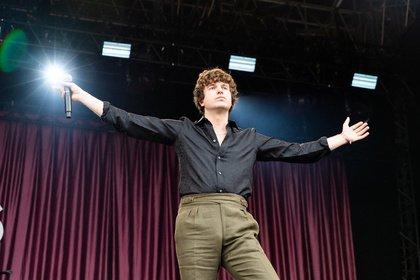Cool Britannia - Brit-Pop: Fotos von The Kooks live beim Deichbrand Festival