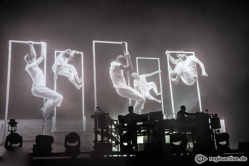 The Chemical Brothers (live beim Deichbrand Festival 2019)