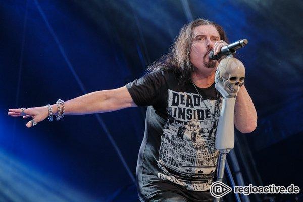 Prog Metal im Schnelldurchlauf - Dream Theater liefern in Mainz eine routinierte Show mit ernüchternder Spielzeit