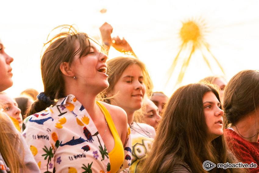 Impressionen vom Samstag am Deichbrand Festival 2019