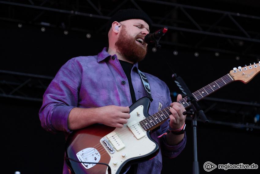 Tom Walker (live beim Deichbrand Festival 2019)