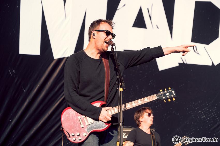 Madsen (live beim Deichbrand Festival 2019)
