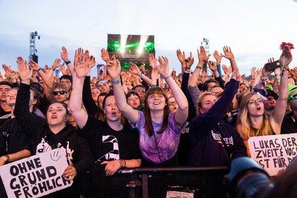 Bunter Mix - Deichbrand Festival 2020: Beatsteaks und Steve Aoki als Headliner mit dabei