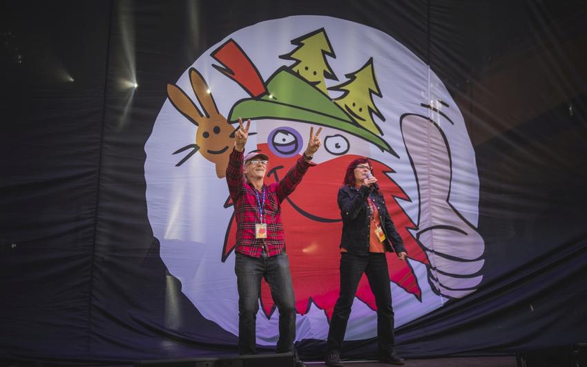 Jamel rockt den Förster: Birgit Lohmeyer über das Festival gegen Rechtsextremismus