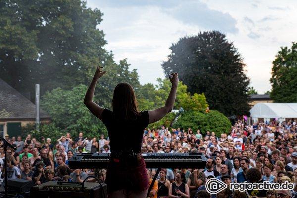 Prägnant - Debüt: Bilder von Another Sky live beim Heimspiel Knyphausen 2019