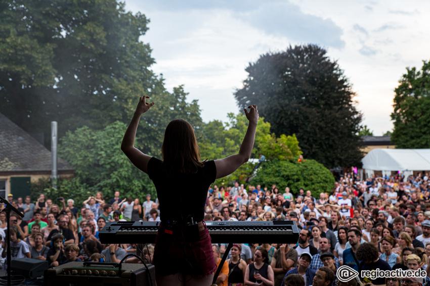 Another Sky (live beim Heimspiel Knyphausen, 2019)