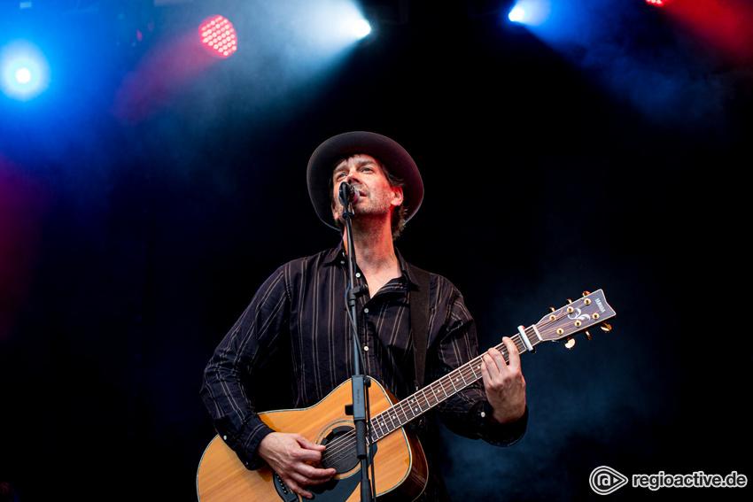 Niels Frevert (live beim Heimspiel Knyphausen, 2019)