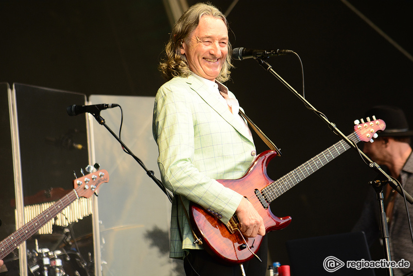 Roger Hodgson (live in Schwetzingen 2019)