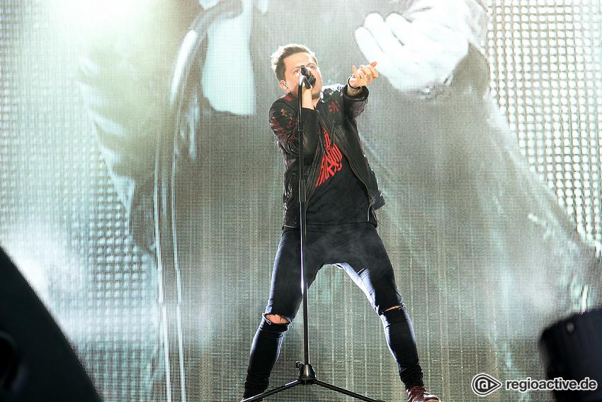 Michael Patrick Kelly (live in Schwetzingen, 2019)