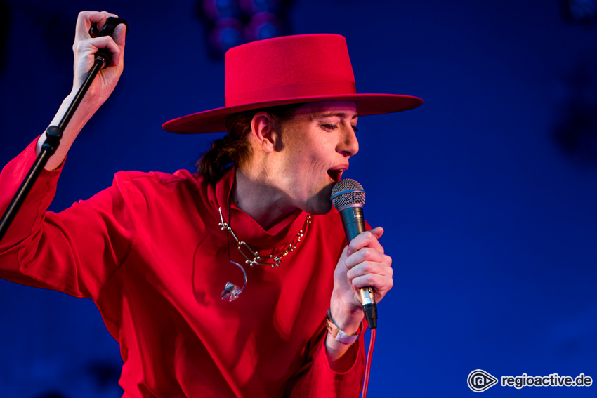 Kat Frankie (live bei Sound of the Forest, 2019)