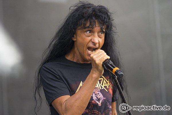 Unverwüstlich - Anthrax: Bilder der Thrash-Veteranen live beim Wacken Open Air 2019