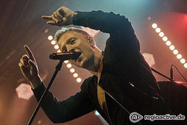 Mit Leidenschaft - Stark: Bilder von Joris live beim Da Capo Festival 2019 in Alzey