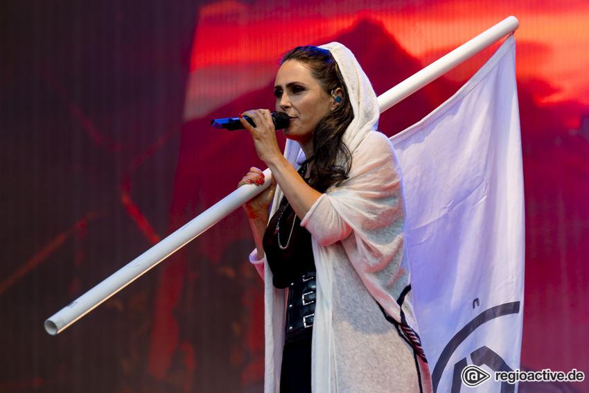 Within Temptation Live beim Wacken Open Air 2019