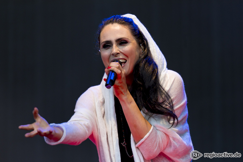 Within Temptation Live beim Wacken Open Air 2019