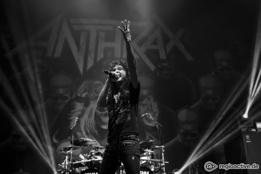 Anthrax (live in Stuttgart, 2019)