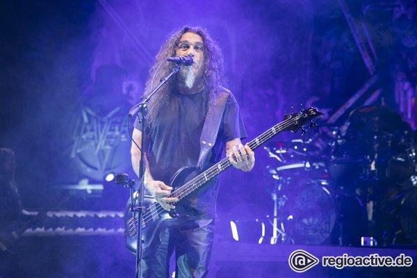 Der Rücktritt vom Rücktritt - Slayer wollen nach ihrer Abschiedstour noch nicht aufhören!