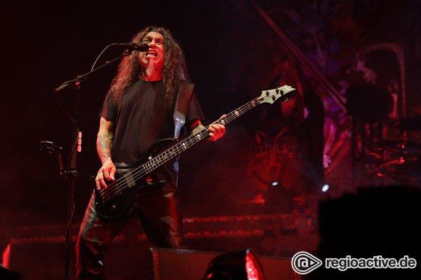 Erstaunlich & emotional - Letzte Konzerte: So verabschiedeten sich Slayer in Los Angeles von ihren Fans