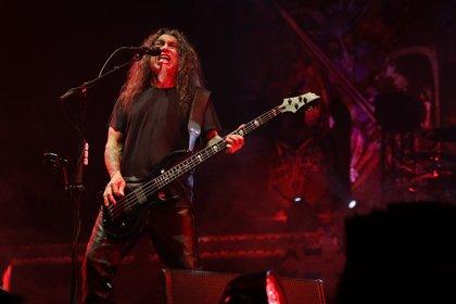 Hanns-Martin-Slayer - Der Abschied: Fotos von Slayer live in Stuttgart