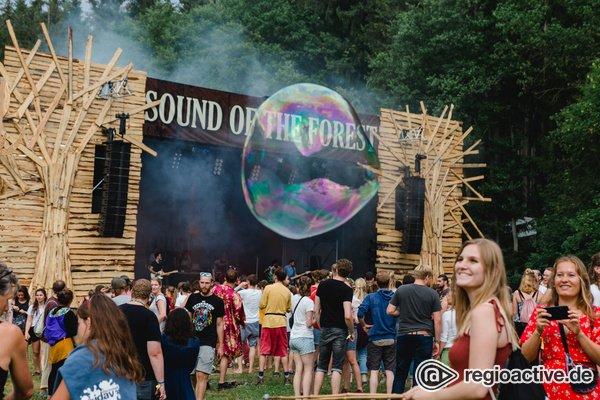 Idyll im Odenwald - Nach Absage: Sound of the Forest Festival findet 2021 wieder statt