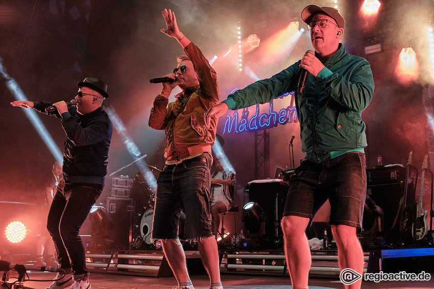 Fettes Brot (live in Alzey 2019)