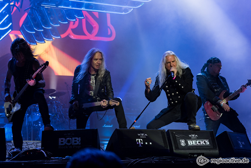 Saxon (live beim Wacken Open Air 2019)