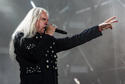 Auf dem Weg der Besserung - Saxon: Konzert in Düsseldorf krankheitsbedingt auf 2020 verschoben