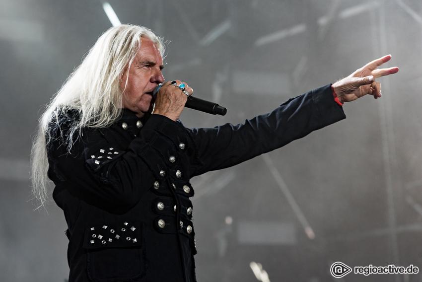 Saxon (live beim Wacken Open Air 2019)