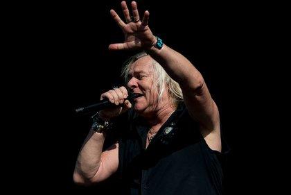 Charismatische Briten - Unermüdlich: Live-Bilder von Uriah Heep beim Wacken Open Air 2019
