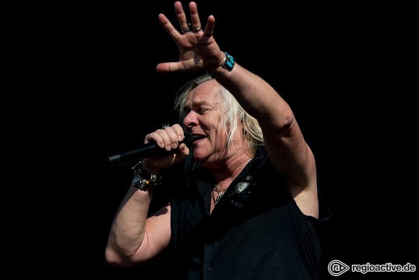 Uriah Heep(live beim Wacken Open Air 2019)