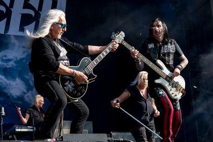 """Mit Backstage-Geheimnissen - Uriah Heep: """"Music & Stories""""-Tour im Januar 2020 mit Nazareth und Wishbone Ash"""