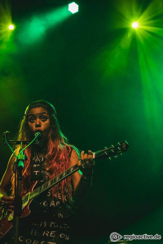 Nova Twins (live in Wiesbaden, 2019)