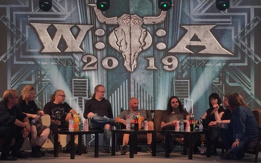 Ab 2020 könnt ihr an der Wacken Metal Academy Heavy Metal studieren