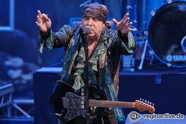 Wer ist hier der Boss? - Little Steven & The Disciples of Soul: Bilder der Rockshow live in Hanau
