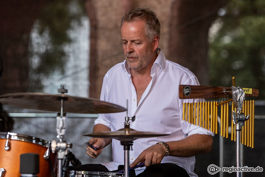 Wolfgang Haffner Trio (live in Worms 2019)