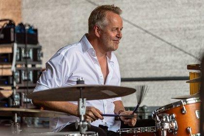 Besondere Stimmung - Fotos: Wolfgang Haffner live bei Worms: Jazz & Joy 2019