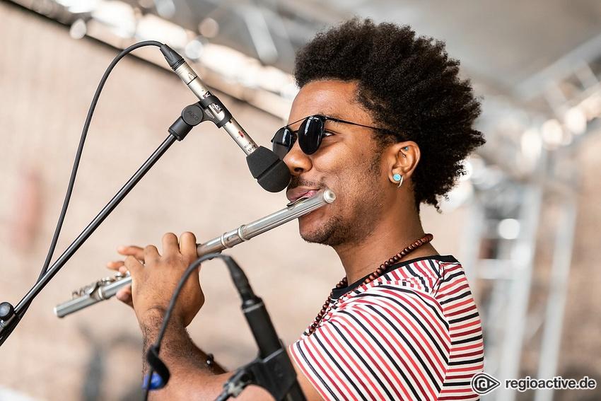 Impressionen vom Sonntag bei Jazz and Joy in Worms 2019