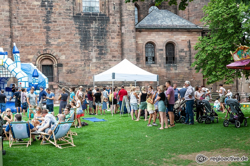 Impressionen vom Sonntag bei Jazz and Joy in Worms 2019